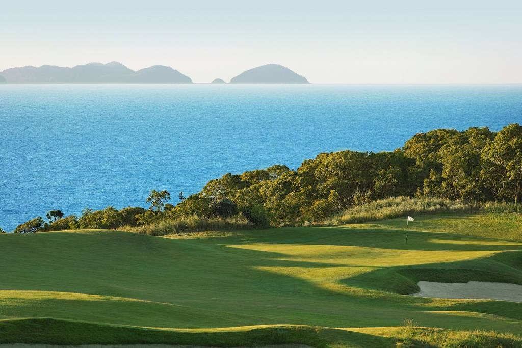 Hamilton Island Golf Club - 15th Hole