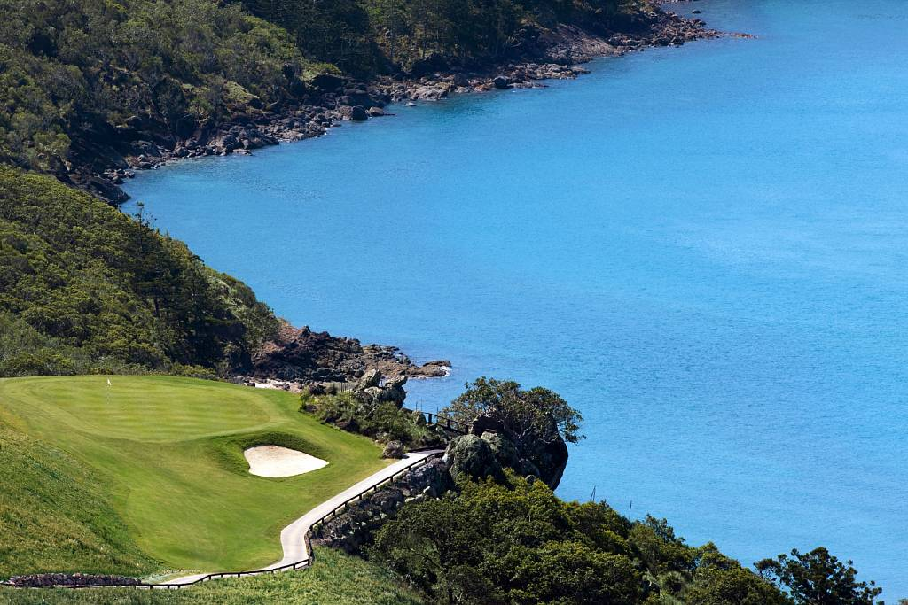 Hamilton Island Golf Club - 16th Hole