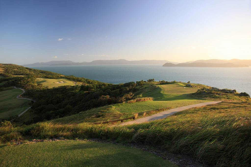 Hamilton Island Golf Club - 4th Hole