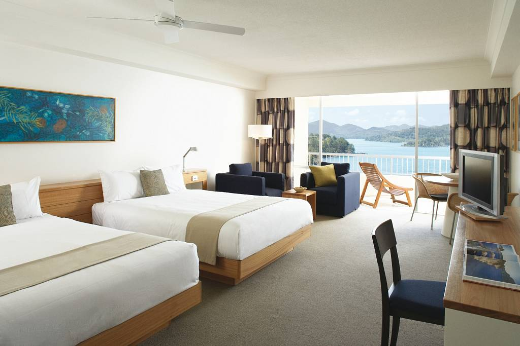 Reef View Hotel Coral Sea View twin