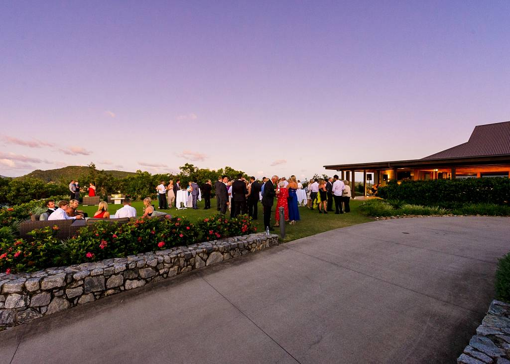 Golf Club reception